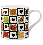 Chocolate Box Fine Bone China Mug