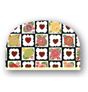 Julie Dodsworth Chocolate Box Cotton Tea Cosy