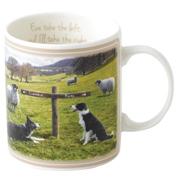 Ewe Take The Left Mug