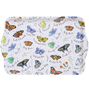 Madeleine Floyd Butterfly Melamine Medium Tray