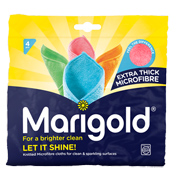 Marigold Let It Shine Knitted Microfibre Cloth (4…