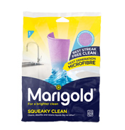 Marigold Squeaky Clean Microfibre Cloth