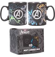 Marvel Avengers Heat Changing Mug (BOXED)