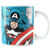 Captain America 350ml Ceramic Mug
