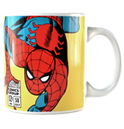 Spiderman 350ml Ceramic Mug