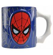 Spiderman Embossed Mug