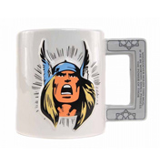 Marvel Comics Thor 500ml Embossed Mug (BOXED)