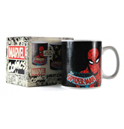 Marvel Comics Spider-Man 400ml Heat Changing Mug…