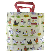 McCaw Allan Chickens PVC Medium Gusset Bag