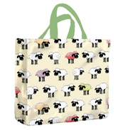 McCaw Allan Sheepish PVC Medium Gusset Bag