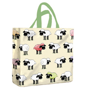 McCaw Allan Sheepish PVC Mini Gusset Bag