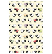 McCaw Allan Sheepish Tea Towel