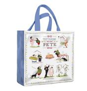 Garden Party Medium PVC Bag
