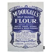 McDougall's Self Raising Flour Tea Towel