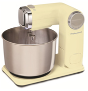 Accents Cream Folding Stand Mixer