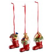 Villeroy & Boch Nostalgic Ornaments 3 Piece…