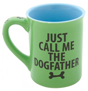 Dog Father Mug