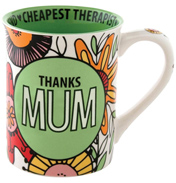 """Thanks Mum, I Turned Out Awesome"" 473ml Mug"