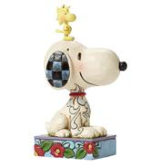 "Peanuts ""My Best Friend"" Snoopy Figurine"