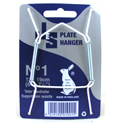 JES Plate Hanger Size 2 for Plates 19cm-28cm (Pack…