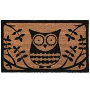 Premier Owl Design Doormat
