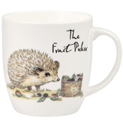 The Fruit Picker Mug