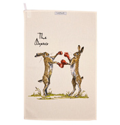 The Boxers Tea Towel
