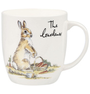 Queens Country Pursuits The Gardener Olive Mug