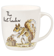The Nut Cracker Mug
