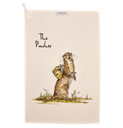 The Poacher Tea Towel