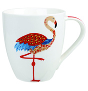 Flamingo Crush Mug 500ml