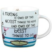 Nicest Friend Spice Mug