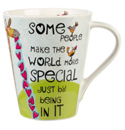 Queens The Good Life Special Friends Flight Mug