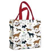 Samuel Lamont Dog Breeds PVC Mini Gusset Bag
