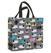 Samuel Lamont Ewe Beauty PVC Medium Gusset Bag