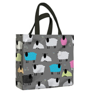Samuel Lamont Ewe Beauty PVC Mini Gusset Bag