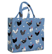 Samuel Lamont Hens PVC Medium Gusset Bag