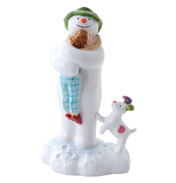 John Beswick Snowman Collection Snowman Hugging Billy