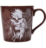 Chewbacca Stoneware Tapered Mug