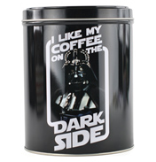 Darth Vader Coffee Tin