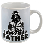 Star Wars Darth Vader I Am Your Father Boxed Mug…
