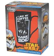 Star Wars Darth Vader Latte Mug Boxed