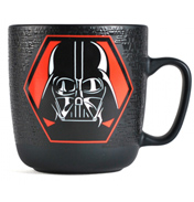 Darth Vader Raised Relief Mug