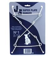 JES Super Plate Hanger Size 2 (38cm-51cm)