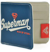 Superman Wallet Blue Japanese (Boxed)