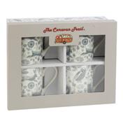 Forest Larch 4-Mug Gift Set