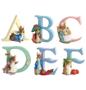 The World of Beatrix Potter Alphabet A PETER…