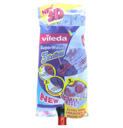 Vileda SuperMocio 3 Action Mop REFILL ONLY (2…