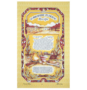 Samual Lamont Yorkshire Pudding Tea Towel